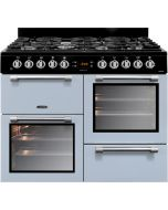 Leisure CK100F232B Leisure Cookmaster Dual Fuel - Blue