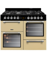 Leisure CK100F232C Leisure Cookmaster Dual Fuel - Cream