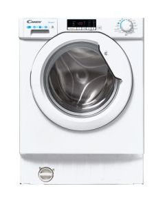 Candy CBD495D2WE Integrated Washer Dryer