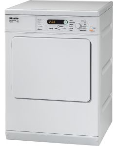 Miele T 8722 Free Standing Vented Tumble Dryer - White
