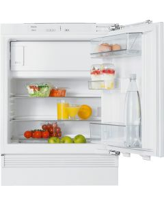 Miele K 9124 Ui Built-In Under Counter Fridge With Ice Box - White