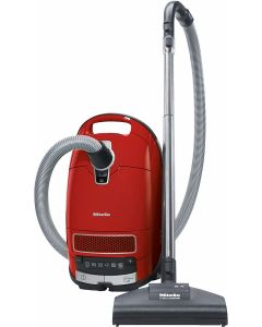 Miele Compact C2 Cat & Dog PowerLine Cylinder Vacuum Cleaner - Red ** GRADED **
