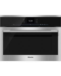 Miele DGC6500 Built In Steam Oven - Stainless Steel