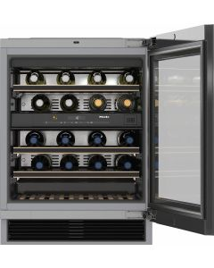 Miele KWT 6321 UG Built-In Wine Conditioning Unit - Black