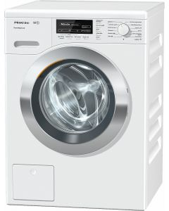 Miele WKF 121 Free Standing Front Loading Washing Machine with Power Wash - White