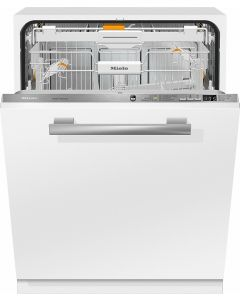 Miele G6665 SCVi XXL 60 cm Fully Integrated Dishwasher - Clean Steel