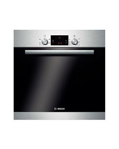 Bosch HBA13R150B Built In Electric Brushed steel Oven