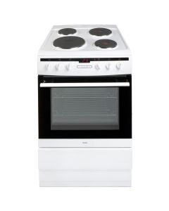 Amica 608EE2TAW 60cm white Single Cavity Electric Cooker