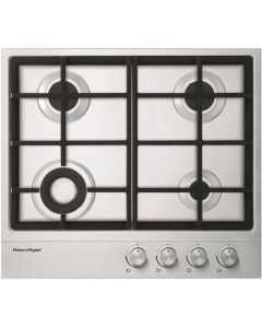 Fisher & Paykel CG604DLPX1 LPG Hob