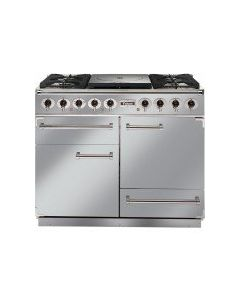 Falcon 1092 Deluxe, Dual Fuel, Cook Top, China Blue 81100 (FCT1092DFCA/NM)