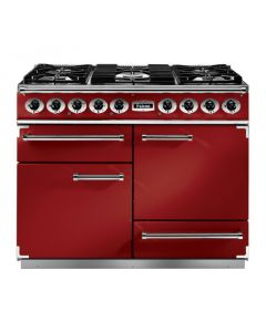 87020 Falcon 1092 Deluxe DF/NG Cherry Red/ Nickel Trim - F1092DXDFRD/NG