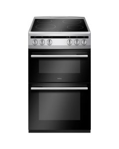 Amica AFC5100SI 50cm twin cavity electric cooker