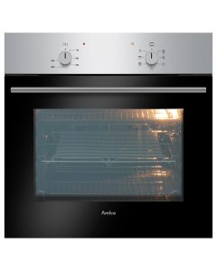 Amica ASC200SS MF fan oven 13A stainless Single Oven