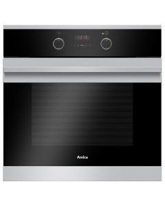 Amica ASC310SS fan oven 65 litre  stainless Single Oven