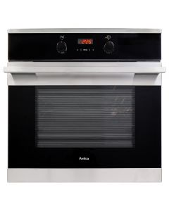 Amica ASC360SS MF fan oven LED timer  PIPO controls  13A  stainless Single Oven