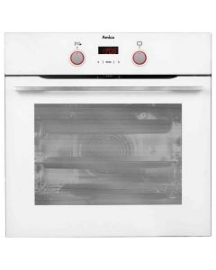 Amica ASC420WH MF oven soft close door  13A  white Single Oven