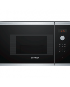 Bosch BEL523MS0B Serie 4 Microwave Oven Brushed steel