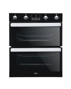 Belling BI702FPCT Black ELECTRIC Double Oven