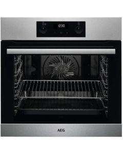 AEG BES255011M steambake electric single oven