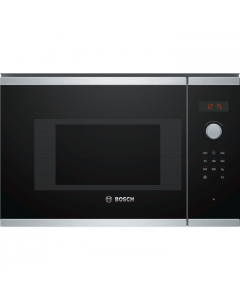Bosch BFL523MS0B Serie 4 Microwave Oven Brushed steel