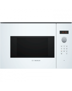 Bosch BFL523MW0B Serie 4 Microwave Oven White
