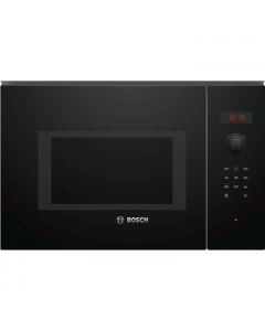 Bosch BFL553MB0B Serie 4 Microwave Oven Black