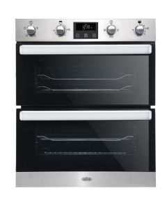 Belling BI702FPCT Stainless Steel ELECTRIC Double Oven