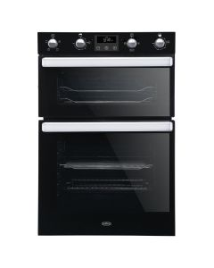 Belling BI902FP Stainless Steel ELECTRIC Double Oven