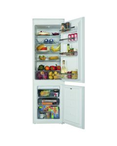 Amica BK3163FA Built-In Frost Free, 177cm high, 182l fridge, 56l fzr 4 glass shelves, 2 side by side salad/vegetable containers, 3 trans fzr drawers Integrated Fridge -Freezer