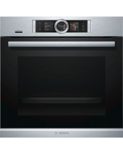 Bosch Hrg6769s6b Built-in Single Multi-function Pyrolytic Oven