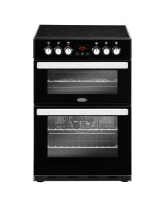 Belling Cookcentre 60E Black ELECTRIC - Cooker