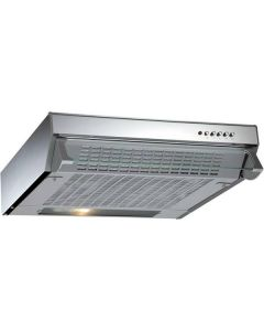 CDA CST61SS Steel 600mm Conventional Hood