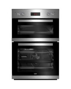 Beko CDFY22309X Cooker, Electric, Double Oven