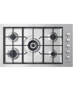 Fisher & Paykel CG905DWLPFCX3 900mm Wide Gas on Steel Hob