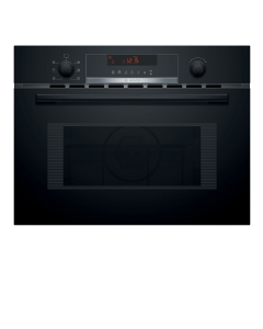 Bosch CMA583MB0B Serie 4 Compact 45cm Microwave Combination Oven