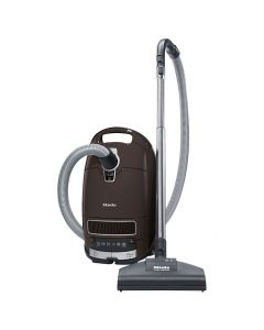 Miele Complete C3 Total Solution Allergy PowerLine Cylinder Vacuum Cleaner - Brown