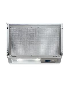 Bosch DHE645MGB Integrated Extractor Hood - Metallic Silver