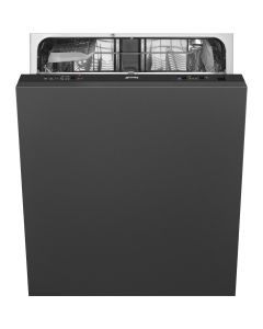 Smeg DI13M2 60cm Fully Integrated Dishwasher with 13 Place Settings A++