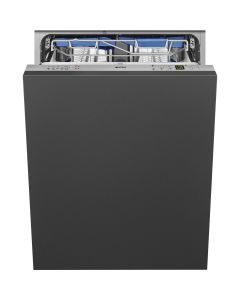 Smeg DI13TF3 60cm Fully Integrated Dishwasher with 13 Place Settings FlexiDuo