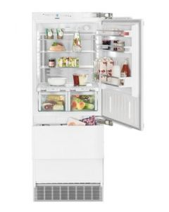 Liebherr ECBN5066-001 Fridge Freezer - PremiumPlus, Built-In, Right hinge