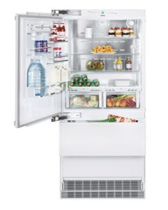 Liebherr ECBN6156-617 Integrable fridge-freezer with BioFresh and NoFrost