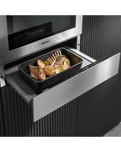 Miele ESW7110 built in warming drawer