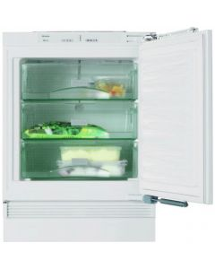 Miele F 9122 Ui -2 Built-In Small Freezer - White