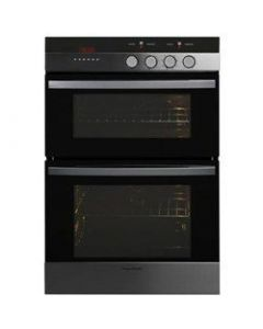 Fisher & Paykel OB60BCEX4 89373 Classic Multifunction Electric Built-in Double Oven