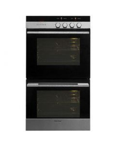 Fisher & Paykel OB60DDEX4 89375 Tower Multifunction Built In Electric Double Oven