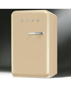 Smeg FAB10HLP 50s Style Cream Home Bar Fridge