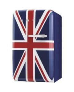 Smeg FAB10LUJ 50s Style Union Jack Home Bar Fridge