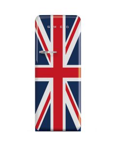Smeg FAB28RDUJ3UK 60cm 50s Style Union Jack Right Hand Hinged Fridge with Icebox