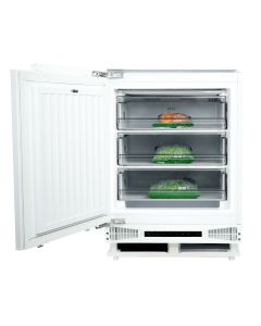 CDA FW284 Integrated/under counter freezer, Energy rating: A+, 4 star rating
