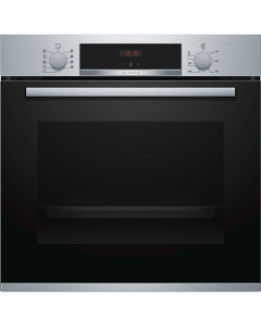 Bosch HBS534BS0B Serie 4 Oven Brushed steel